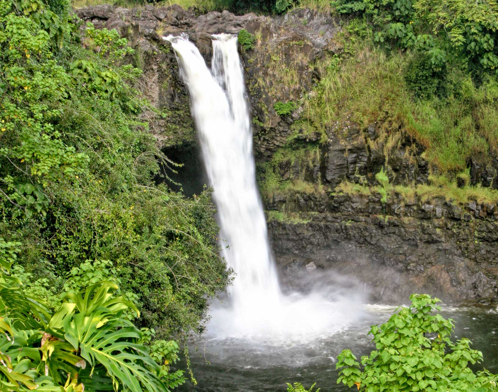 Rainbow Falls Virtual Tour