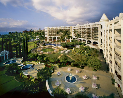 Maui luxury hotels 5 star hotels in maui for Nicest hotels in maui