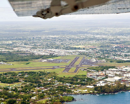 Airports in Hawaii