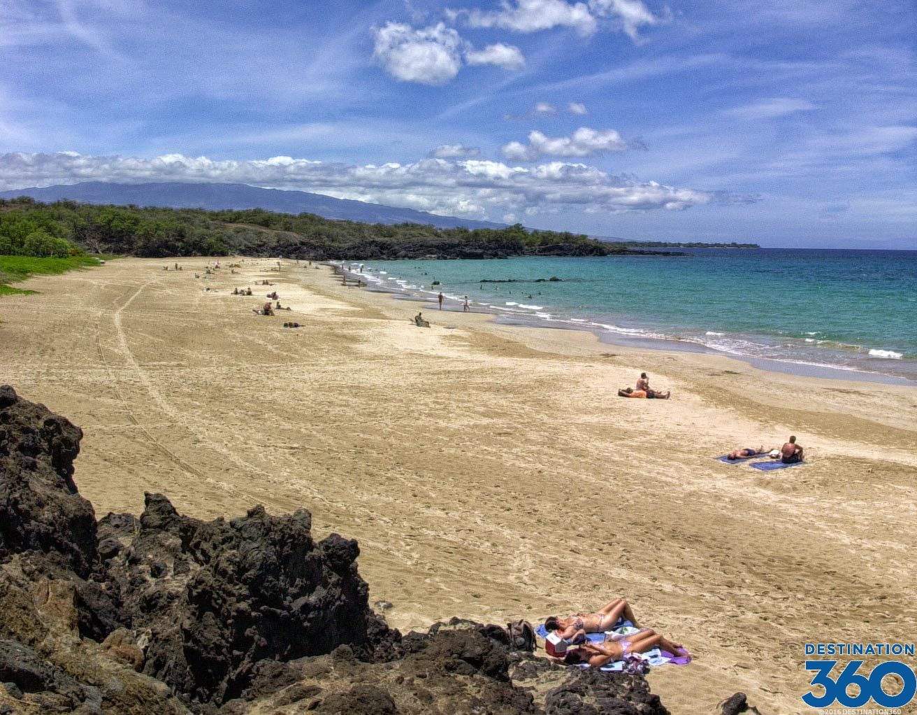 Big Island Beaches Virtual Tour