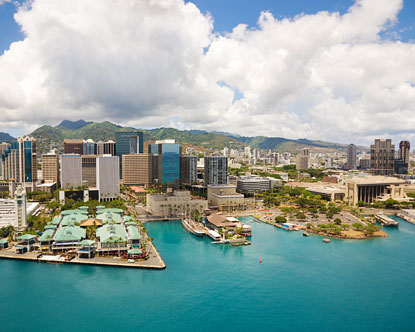 Cities in Hawaii