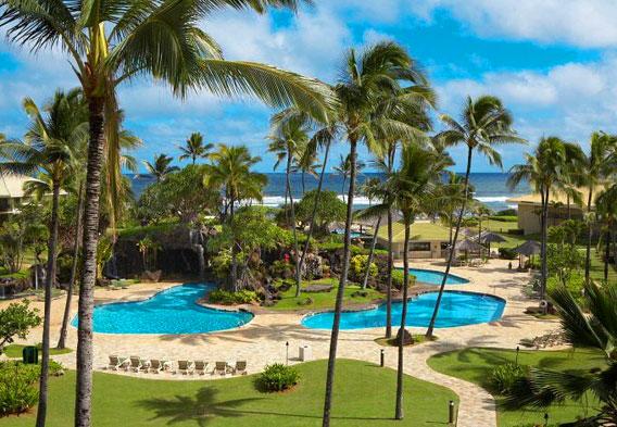 Kauai Sand Beaches With Resort Access