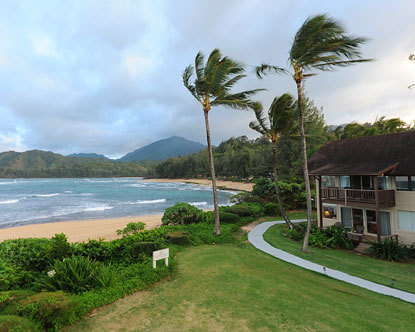 Hanalei Colony Resort Beaches
