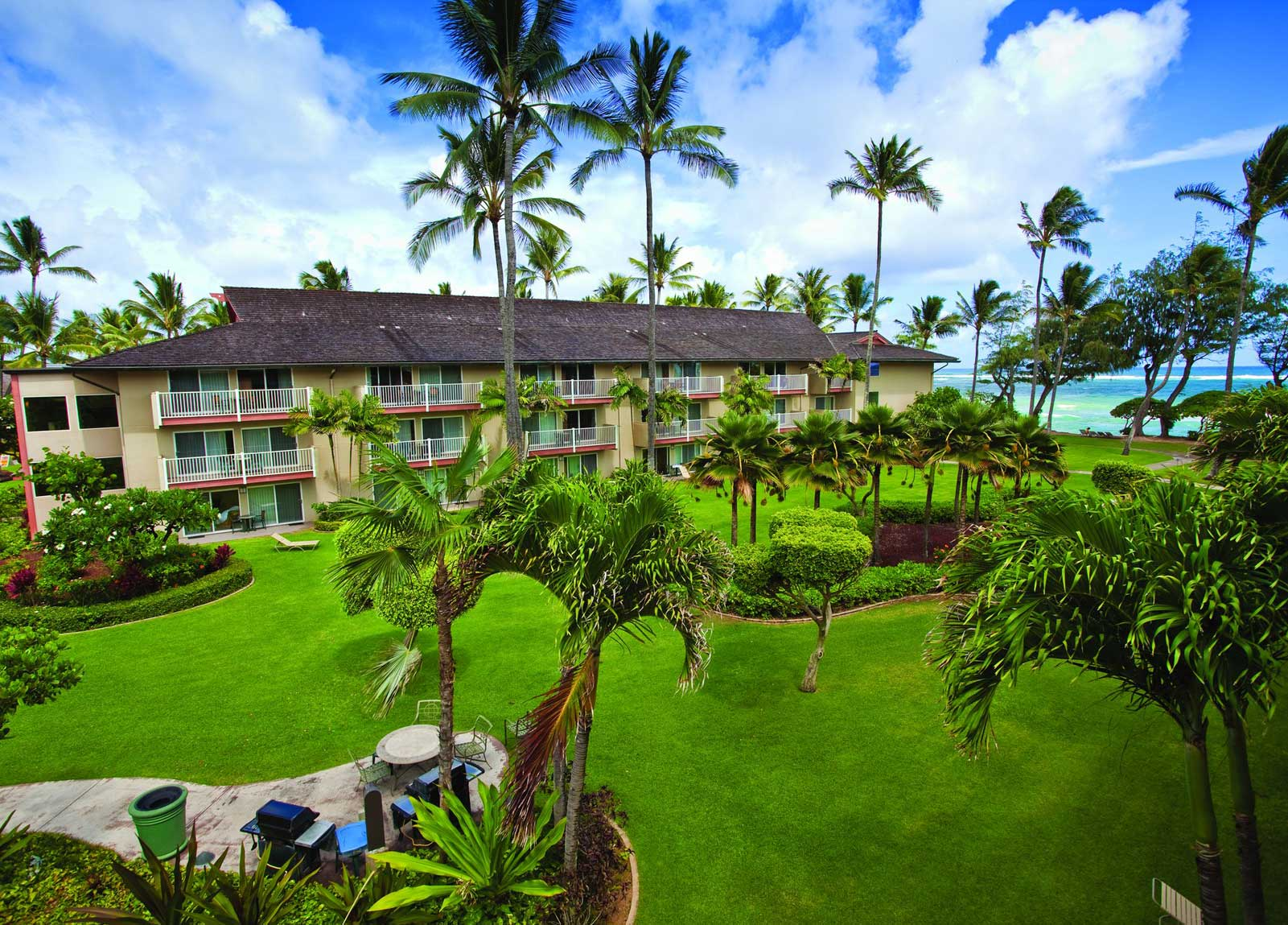 Kapaa Hotels - Kauai Coast Resort