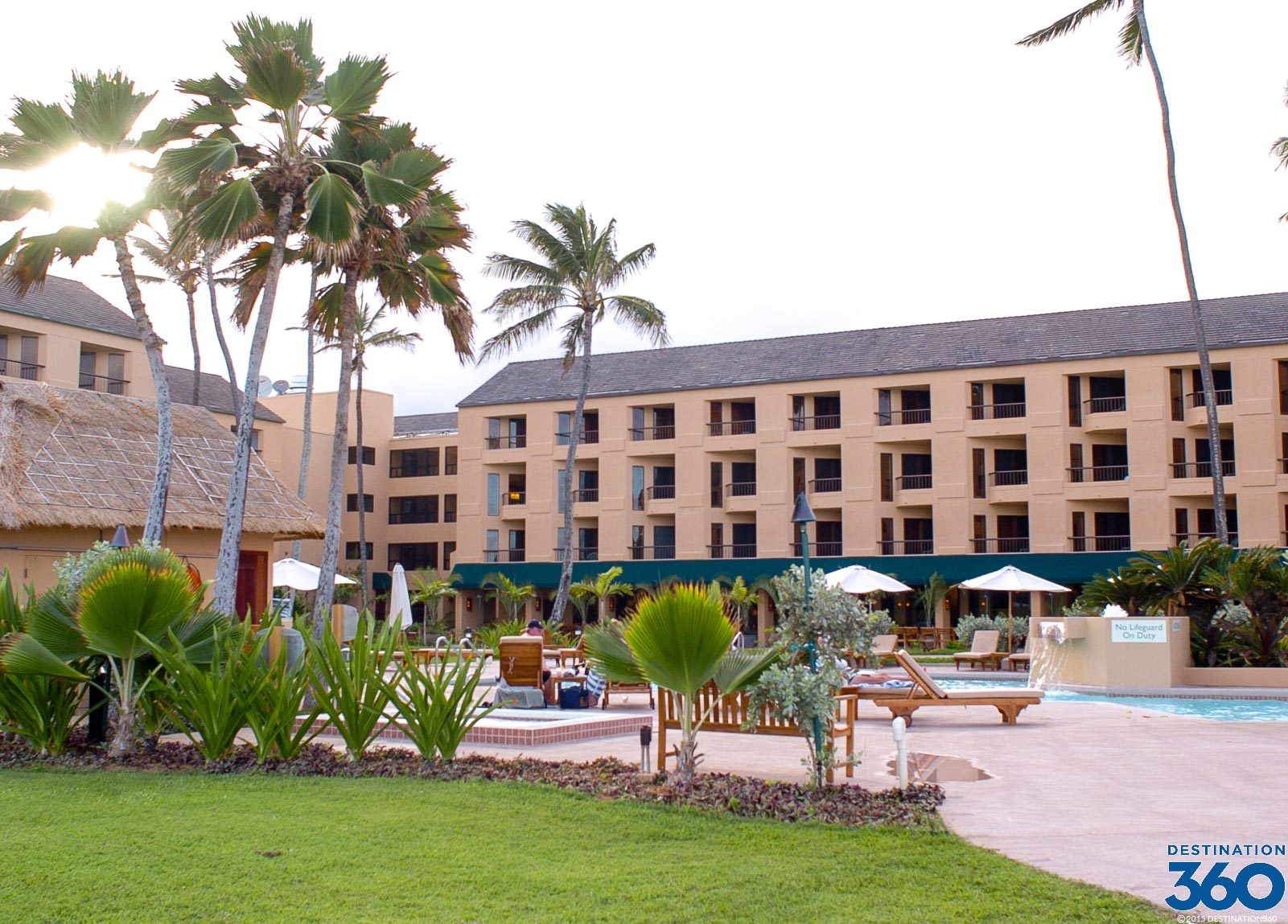 Kauai Luxury Hotels