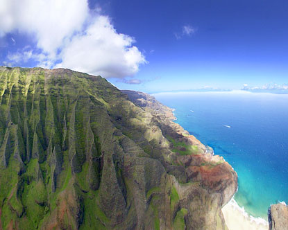 Na Pali Helicopter Tours