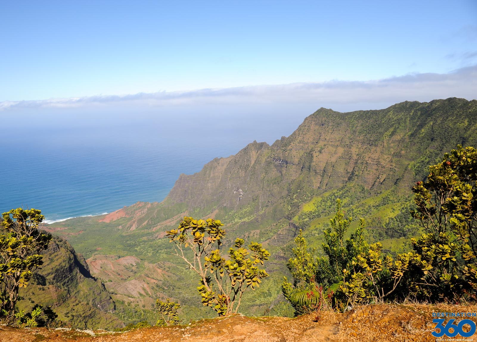 Na Pali Coast Virtual Tour