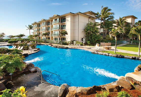 Waipouli Beach Resort Pool