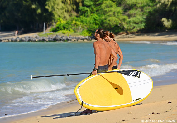 Advanced Paddle Boarding or Wave Riding Locations