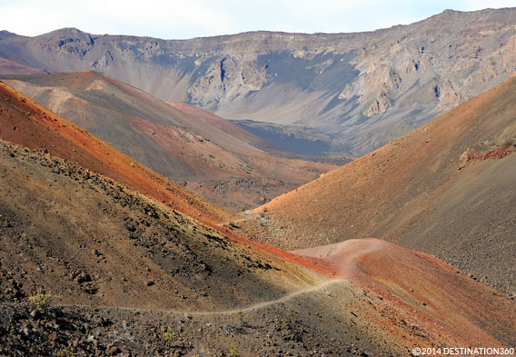 Haleakala Hiking Trails