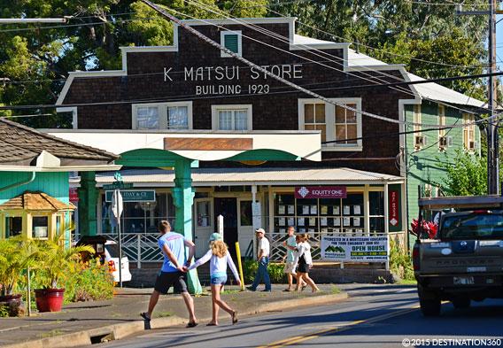 Makawao Maui Makawao Town