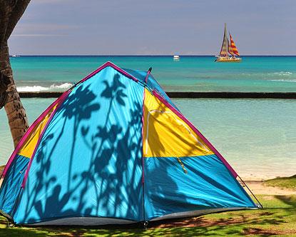 Maui Camping - Where to Camp on Maui