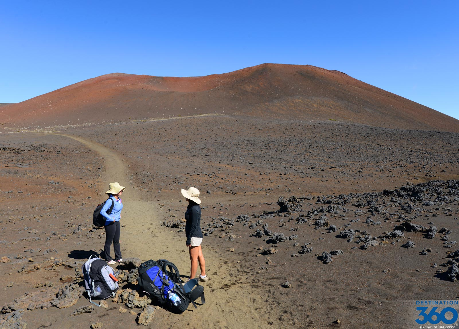 Haleakala Hiking Virtual Tour