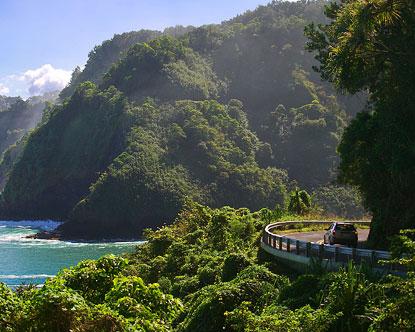 Hana Hawaii Hana Travel