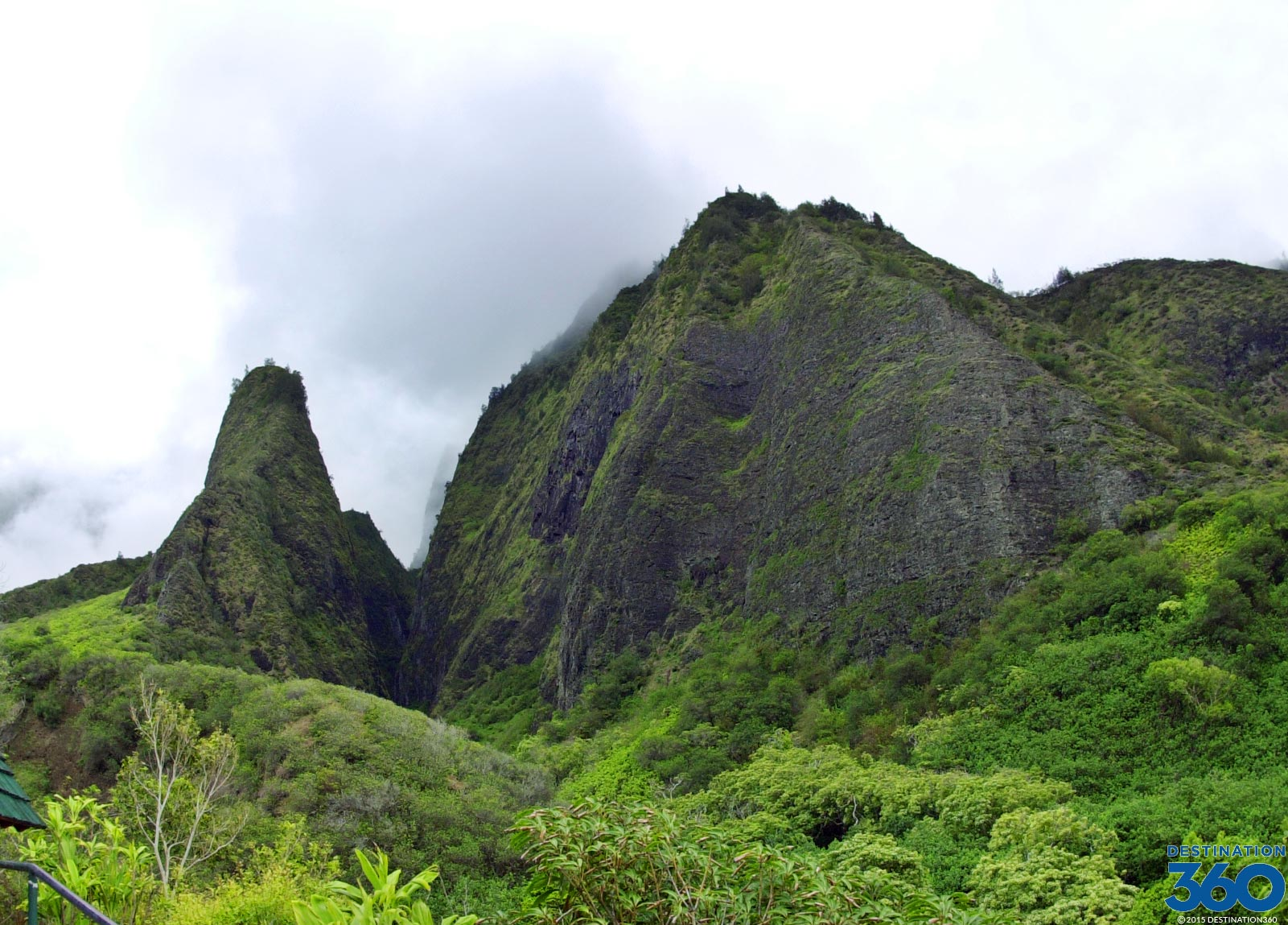 Iao Valley Virtual Tour