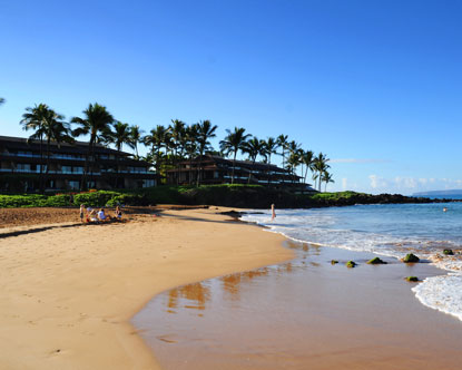 Makena Surf Beach