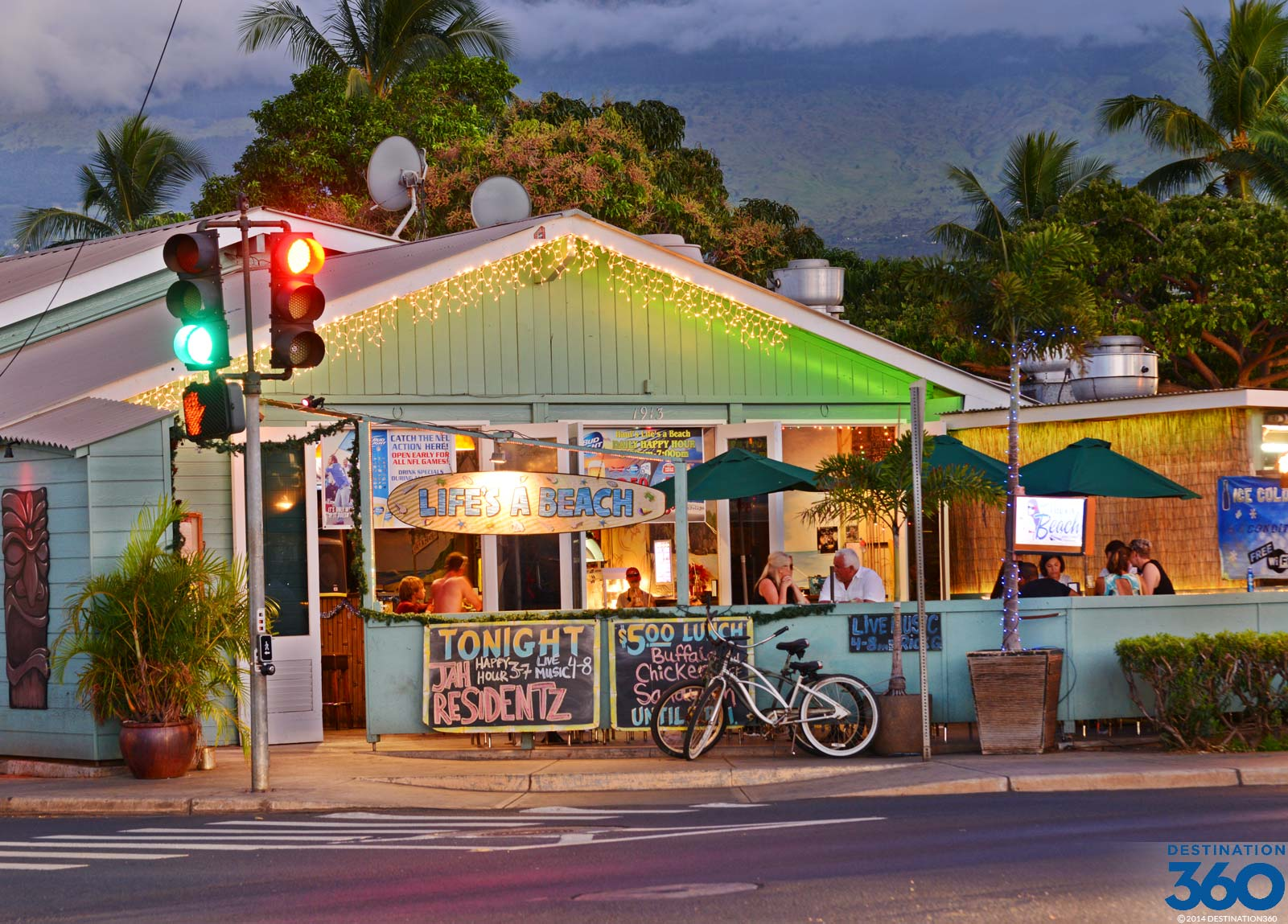 Maui Nightlife Bars In Maui