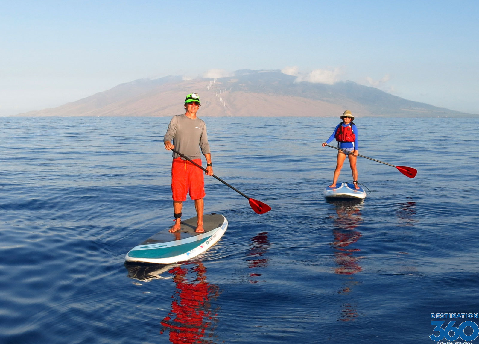 Maui Whale Watching Paddleboard Tour