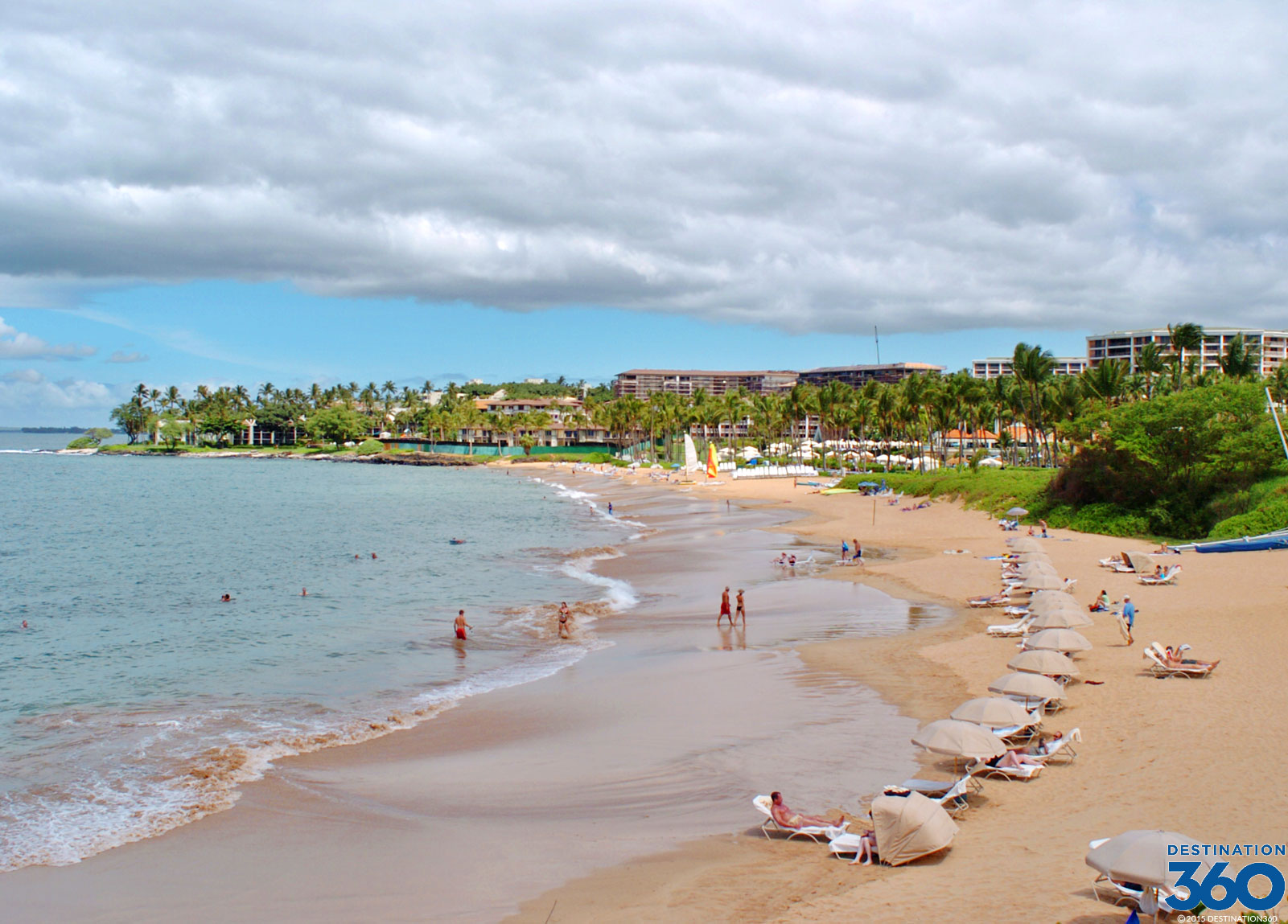Wailea Beach Virtual Tour