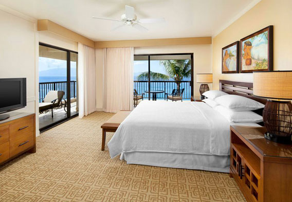 Sheraton Maui Rooms
