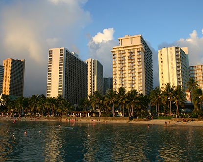 Honolulu Hotels