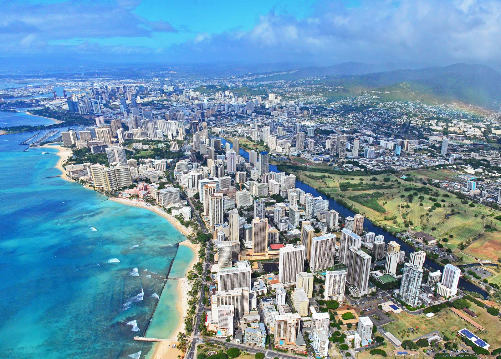 Honolulu Hawaii