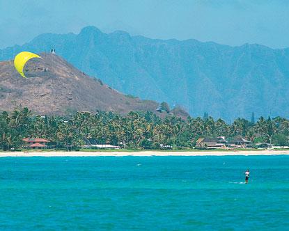 Kailua Beach Kailua Bay