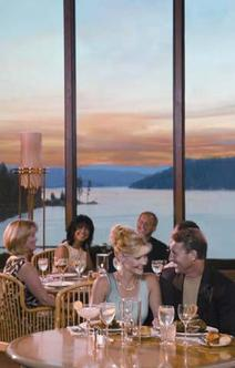 The Coeur D''Alene Resort
