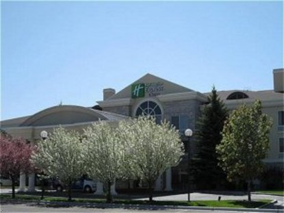Holiday Inn Express Hotel And Suites Idaho Falls