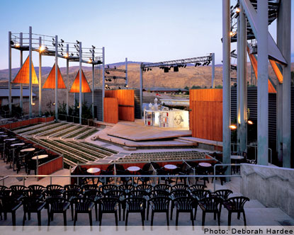 Events in idaho boise events idaho shakespeare festival for Cabins near whitewater amphitheater
