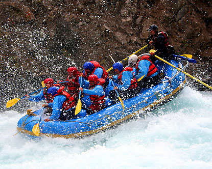 Idaho Whitewater Rafting