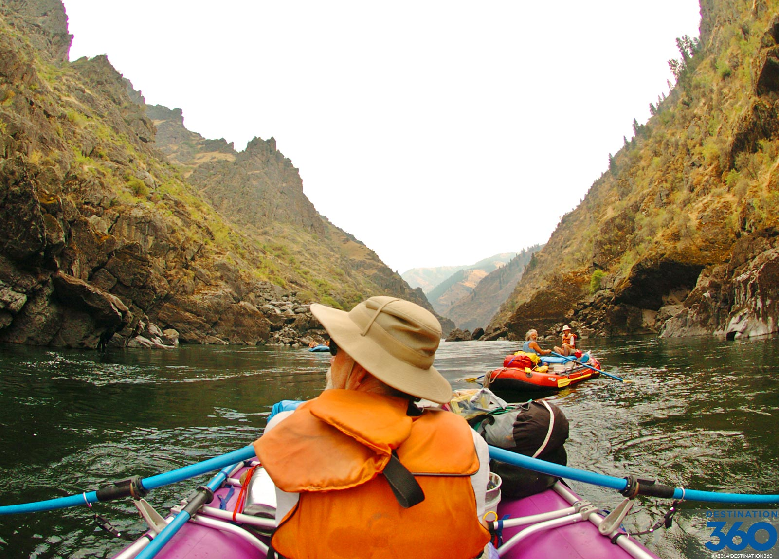 Salmon River Rafting Virtual Tour