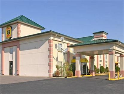 Super 8 Motel   Benton/West City Area