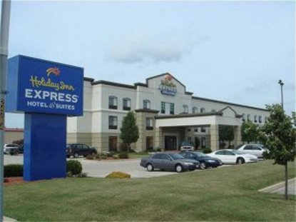 Holiday Inn Express Hotel And Suites Bloomington West