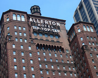 Hotels In Chicago >> Allerton Hotel Chicago - Magnificent Mile Hotels