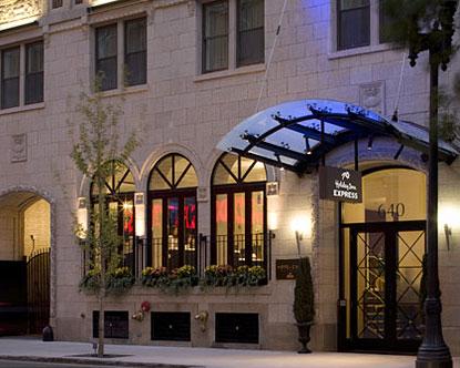 Cass Hotel Chicago Hotel Cass Holiday Inn