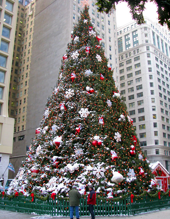 Christmas in Chicago 2015 - Chicago Christmas Market