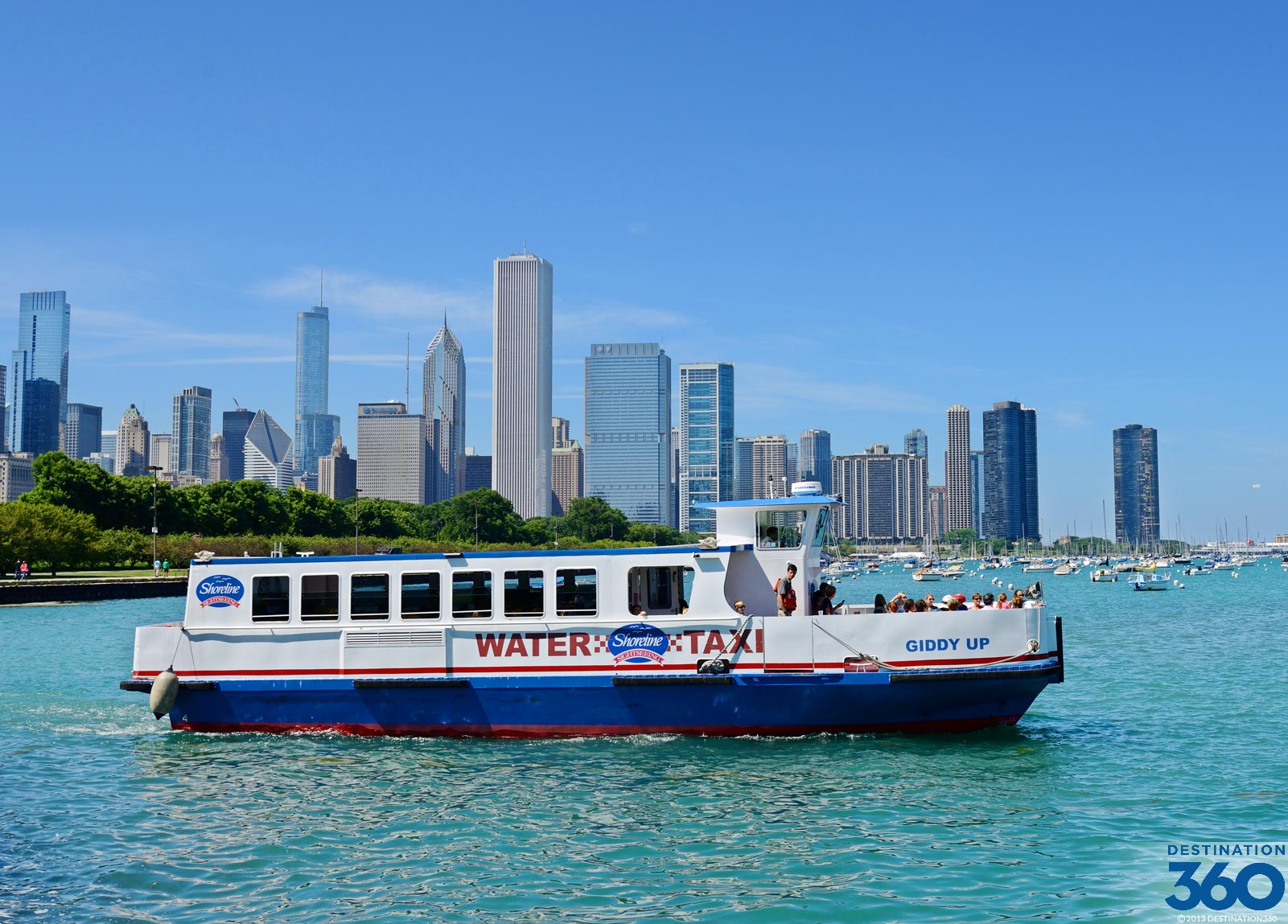 Chicago Water Taxi