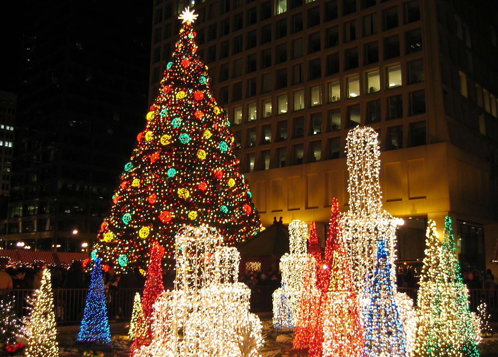Chicago Christmas Market 2019 Christmas in Chicago 2019   Chicago Christmas Market