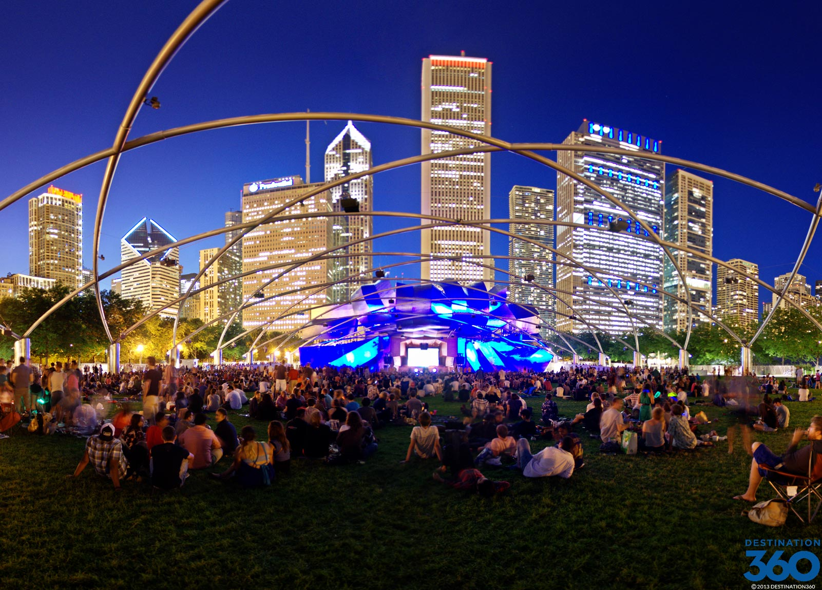 Millennium Park Virtual Tour