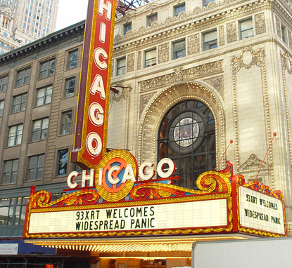Chicago Shows