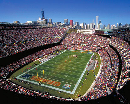 Chicago Bears, Soldier Field