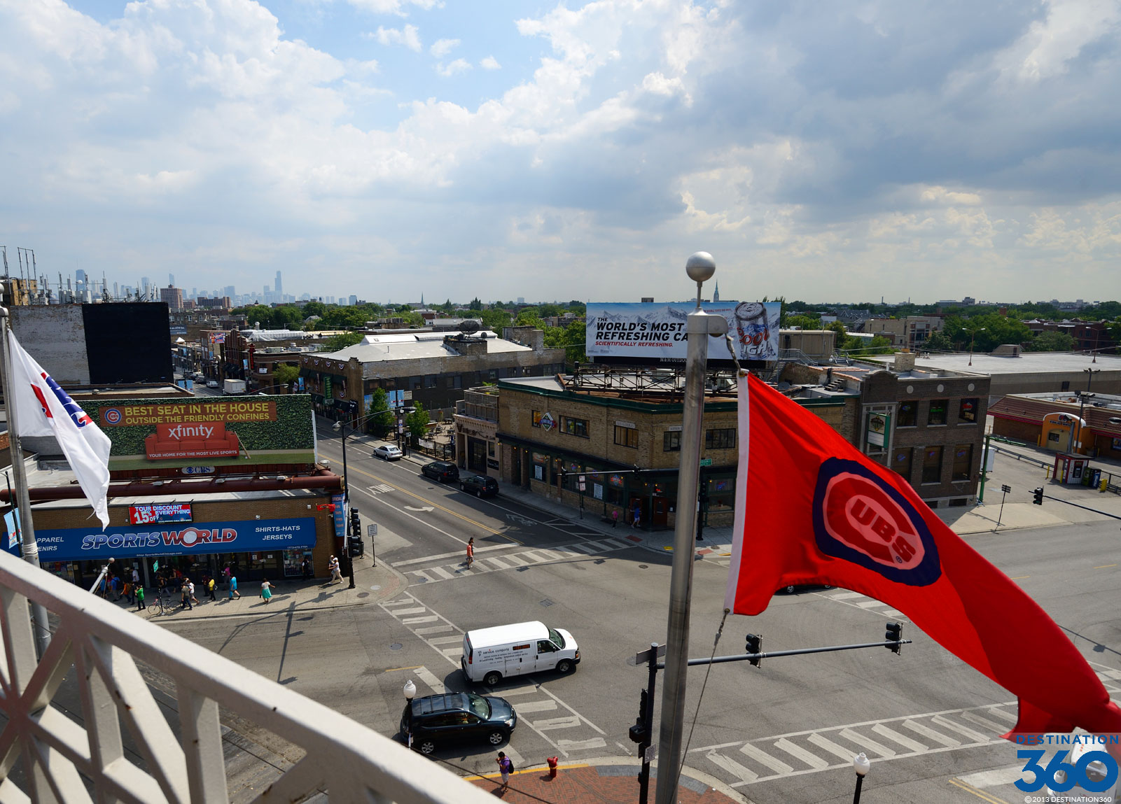 Wrigleyville Virtual Tour