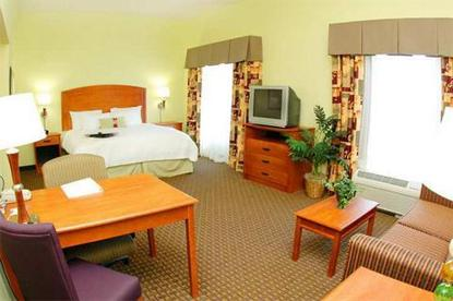 Hampton Inn & Suites Moline Quad City Int'l Aprt, Il
