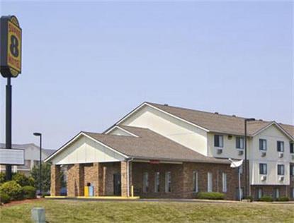 Super 8 Motel Collinsville Il St Louis Mo Area