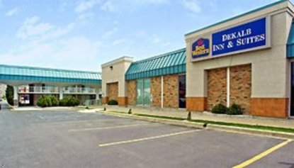 Best Western Dekalb Inn And Suites