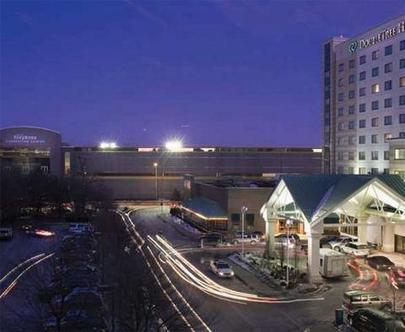 Doubletree Hotel Chicago O' Hare Airport Rosemont