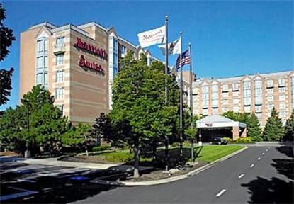 Marriott Downers Grove Suites