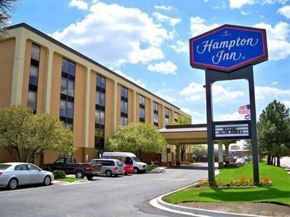 Hampton Inn Chicago O' Hare International Airport