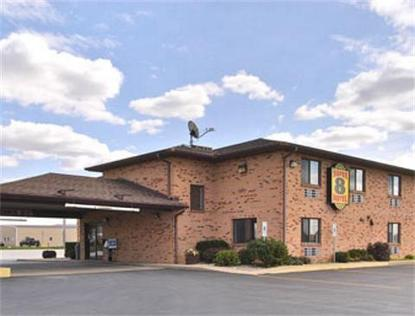 Super 8 Motel   Gilman